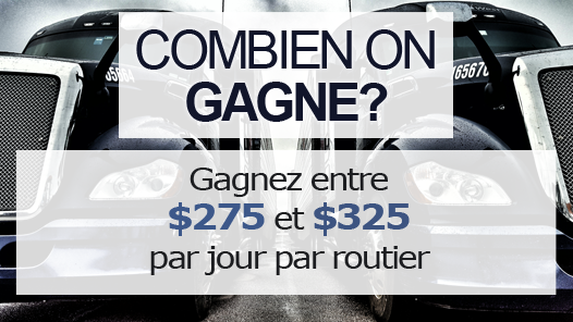 Combien on Gagne